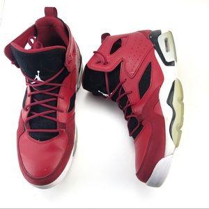 Nike Air Jordan Mens Flight Club 91 Red